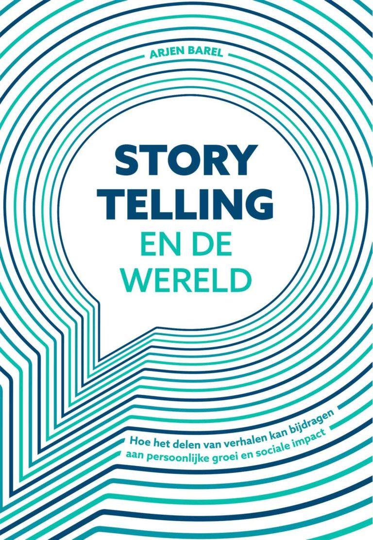 Kaft van het boek Storytelling en de wereld